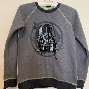 Disney Star Wars Darth Vader sweatshirt size 9/10